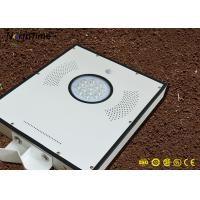 Motion Sensor Street Lights Solar Hybrid System All in One with Pure White LED Chips