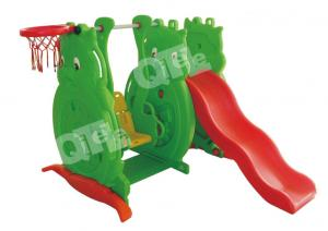 China Childrens Play Equiptment , Indoor Toddler Garden Play Equipment on sale