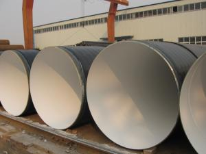 China LSAW Epoxy Resin Steel Pipe from China on sale
