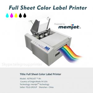 Full sheet color label printer inkjet power by memjet astro m1 quality full sheet color label printer inkjet power by memjet astro m1 m4hsunfo