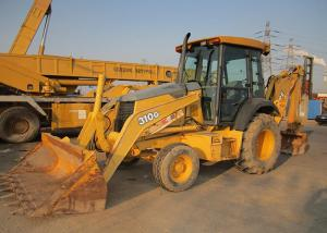 China Second Hand Small Backhoe Loader Johndeere 310G Well Serviced And Maintenance on sale