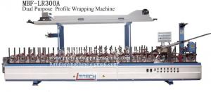 China Heat Transfer Printting MBF-LR300A machine with cold & hot glue function on sale