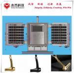 Hair Dryer Barber Necklace Jewelry Vacuum Metalizing Machine Aluminum Evaporation Coating