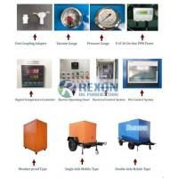 Closed Trailer Mounted Type Double Stage High Vacuum Insulating Oil Purifier Machine 9000Liters/Hour