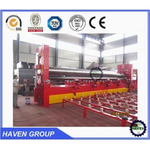 China W11S Hydraulic Upper Roller Universal Plate Rolling Machine on sale