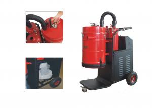 China 380V Heavy Duty Industrial Vacuum Cleaner With 3 M Hose for concrete dust on sale