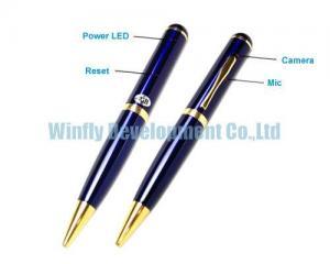 China spy camera pen,DVR pen on sale