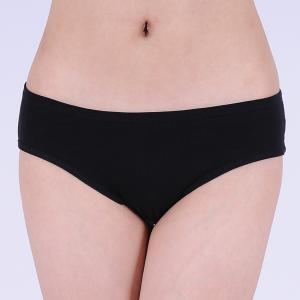 China women sexy underwear plain lady panties brief underwear lingerie pants cotton underpants wholesale women boyshort on sale
