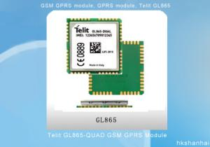 China Telit GL865 QUAD GPS GSM GPRS Module on sale