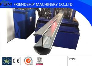 China Garage Door Frame Automatic Roof Panel Roll Forming Machine on sale