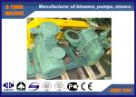 Anti - corrosive Roots Rotary Lobe Blower for Biogas , flammable gas convey