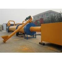 Low Temperature Biomass Rotary Drying Machine For Agricultural Industry