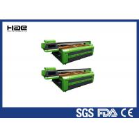 3000X2000 Mm UV Flatbed Printer , Multi Color Digital UV Printer SGS / FCE