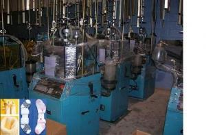 China Máquina para hacer punto automatizada de los calcetines on sale