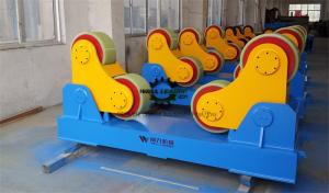 China PU Coated Welding Turning Rolls For Pipe / Tank / Wind Tower Production Line on sale