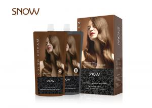 China Aluminum Tube 16 Shades 450ml Permanent Color Hair Cream on sale