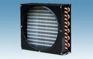 China fin type air cooled condenser on sale