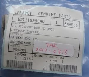 China JUKI JIP.ATC OFFSET NOSS(6) E21119980A0 on sale