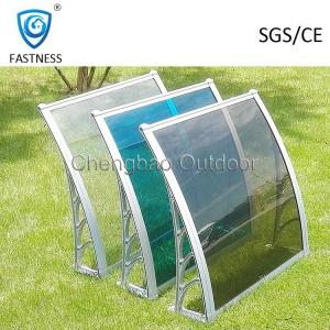 China High quality outdoor polycarbonate sheet awnings for window on sale
