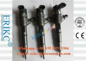 China ERIKC 0445110334 bosch Diesel Big Auto injectors 0 445 110 334 heavy truck injecion 0445 110 334 for ChaoChai on sale