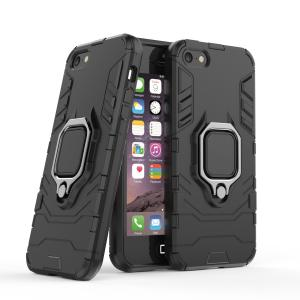 China Armor Shockproof Case For iPhone 5 5S 5C Finger Ring Holder Phone Cover Coque on sale