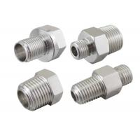 Forged Technics Precision CNC Parts for Temperature Control Connector Fittings