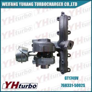 China OEM quality engine parts turbocharger GT1749V Ford turbocharger on sale