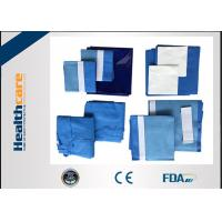 PP+PE Disposable Surgical Packs For Knee Arthroscopy Single Use EO sterille