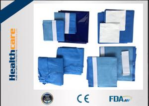 China PP + PE Disposable Surgical Packs For Knee Arthroscopy Single Use EO Sterille on sale