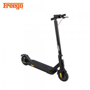 China 2019 Verified Fancy Shared Electric Scooters 8.5 Inch Solid Rubber Tire With 4G on sale