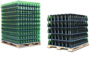 China Transport Bottle Packing Layer Pads on sale