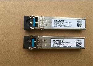 China Cisco / HP SFP Transceiver Modules 1310nm Single Mode Hua Wei 1.25G 10km on sale