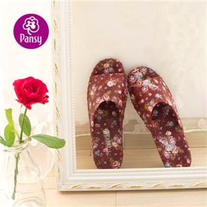 China Pansy Comfort Shoes Classical Indoor Lightweight Slippers on sale