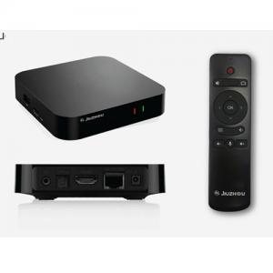 China Smart DVB Set Top Box UHD 4K Android OTT Box DTP 9710 With Multi Screen Interaction on sale