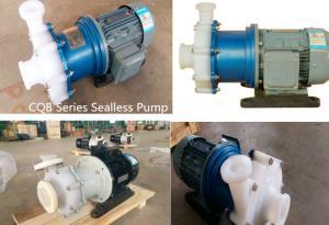 China chemical Plastic Acid Pump for Corrosive fluids on sale