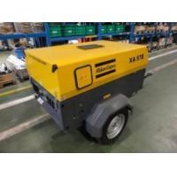 Xa77e Atlas Copco Portable Compressor with Zhongda Electric Motor (3m3/min 7bar)