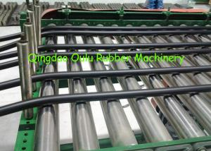 China Closed Cell EPDM Foam Machine Elastomeric Thermal Insulation Tube Production Line on sale