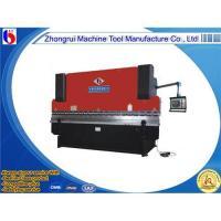 WF67K Hydraulic CNC Press Brake