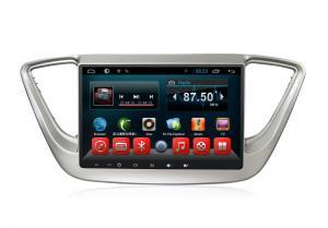 China Car Dvd GPS Navigation Device Hyundai Gps In Car Navigation for Verna 2017 supplier