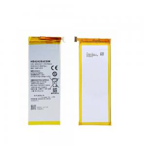 China 3000mAh 3.8V Huawei Mobile Phone Battery  Huawei HB4242B4EBW Battery FOR HONOR 6 ASCEND H1611 on sale