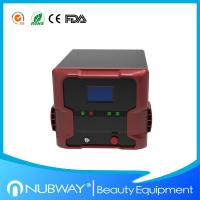 1064nm / 532nm Laser Tattoo Removal Machine / Q Switched ND Yag Laser Beauty Equipment