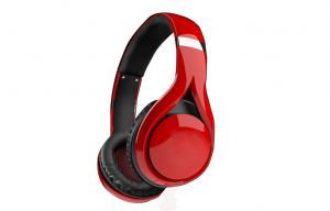 China NFC MIC 10M Wireless Range Bluetooth Headphone V4.0 CSR8635 on sale