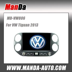 """China HD TFT screen Android 4.2 10.2"""" VW android car gps dvd for tiguan 2015 with 3G WIFI 1080P IPOD DVD DVB-T on sale"""