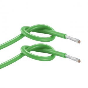 China 12-18 Awg Flexible Silicone Rubber Insulated Wire For Home Appliance UL 3134 on sale