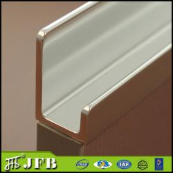 Aluminum pull handle edge banding kitchen cabinet l handle china aluminum pull handle edge banding kitchen cabinet l handle champagne color 3 meters for sale sciox Gallery