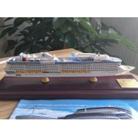 Woodiness Passenger Ship Models Royal Caribbean Anthem Of The Seas Shaped
