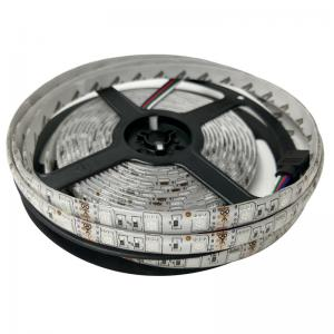 China Waterproof RGB led strip lights 5050  with no pressure drop 2 years warranty on sale