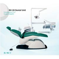 China CE FDA Approved Ergonomic Dental Chair Overpull Type Instrument Tray NV-24 on sale