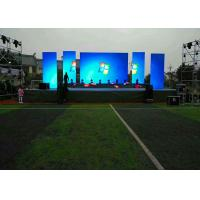 DIP Stage Outdoor Led Display Board  High Definition P16 Energy Saving For Illumination