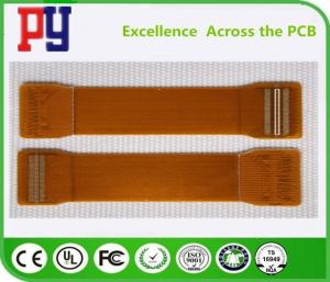 China 1OZ Prototype Printed Circuit Board , Fr4 Pcb Board Polyimide Base Fpc Wiring on sale